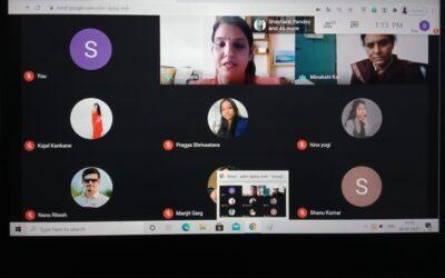 TB Awareness Using Digital Platform-Indore. 9th January 2021 #TbfreeIndia