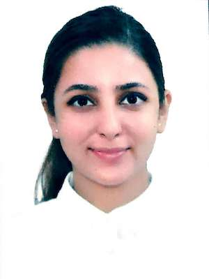 Ms. Sadaf Ahmad