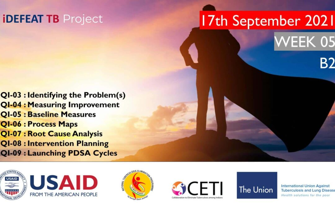 PMEC B2 | QI03-09 : Weekend Workshop on Quality Improvement