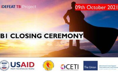 PMEC B1 | Closing Ceremony